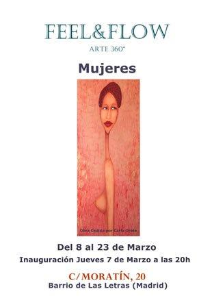 Próxima exposición colectiva en Madrid