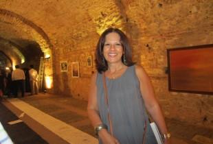 Olga Valencia, Honorary Consul of Colombia in Istanbul.