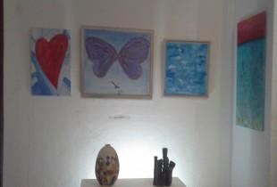 Crisolart Galleries, Thursday 10 September