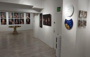 Erótica - Eroticum Santana Art Gallery (Madrid) 07-2019