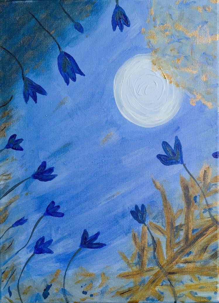 Pintura: Raquel Barnatán