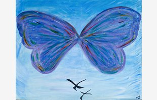 Mariposa Celestial