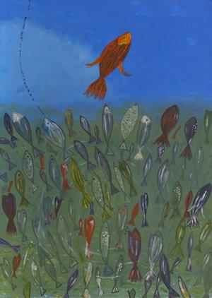 Manna's fish from heaven I