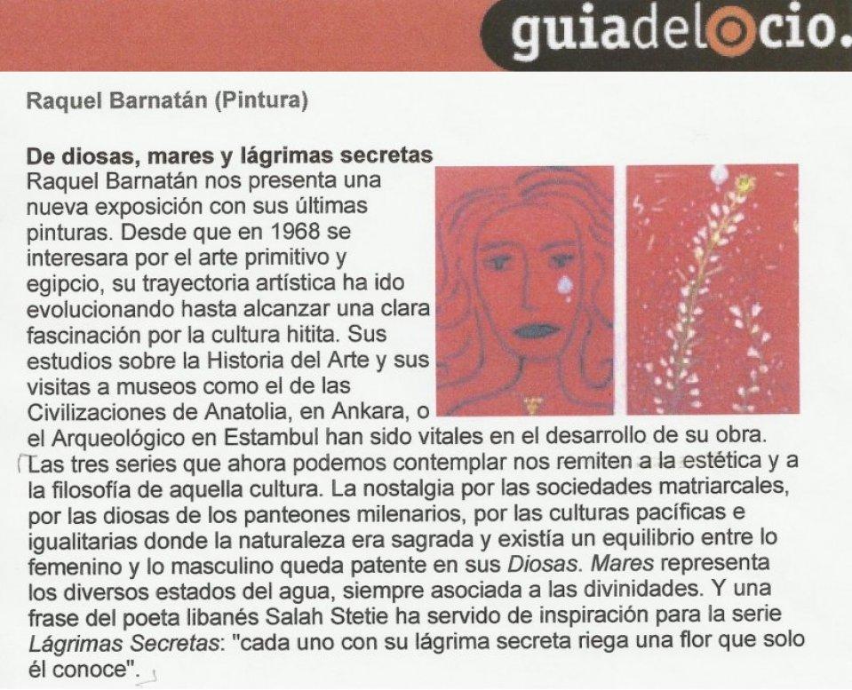 Guía del Ocio. Madrid