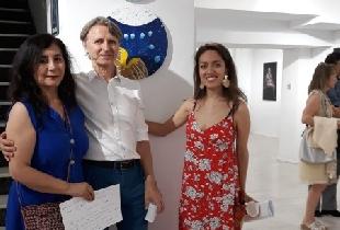 Exposicion Erotica - Eroticum, Galeria Santana Art (Madrid) Julio 2019