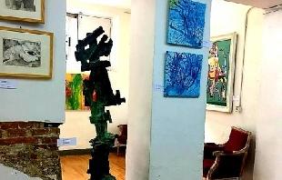 Junt Arte. Espacio Cultural Abierto (Madrid) 14-04-2021