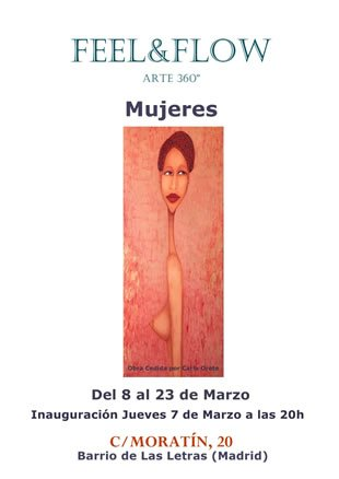 Exposición colectiva en Madrid