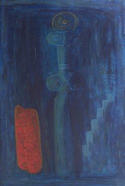 La Diosa Kibele · Pintora Estambul · Raquel Barnatán